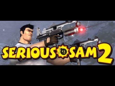 Прохождение Крутой Сэм 2(Serious Sam 2) часть 3