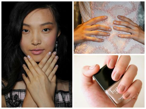 Your solution to nail dilemmas // A beige moodboard - nzgirl