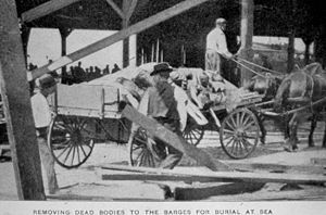 Collecting the dead after the Sept. 8,1900 Galveston hurricane - Wikipedia, the free encyclopedia