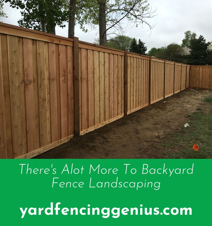 Read More About Backyard Fence Options Backyard Fences Fence