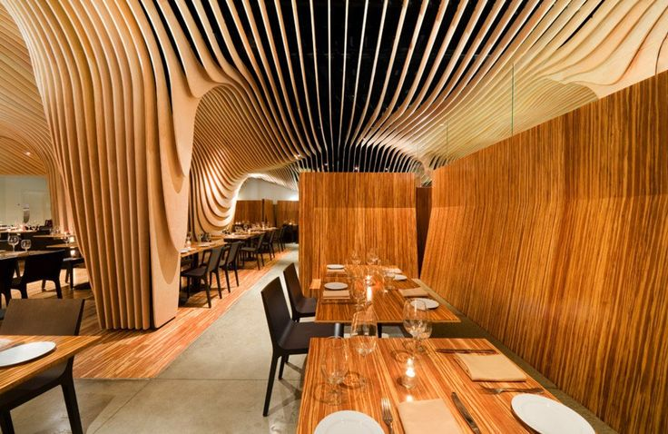 Bamboo Plywood - Plyboo Strand from Intectural