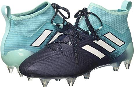 best sneakers 99eeb a7f99 Adidas Ace 17.1 SG, Chaussures de Football Homme, Bleu (Energy Aqua Footwear