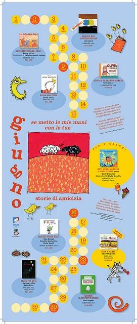 Calendario Nati per Leggere e Nati per Musica in Sardegna 2013: GIUGNO