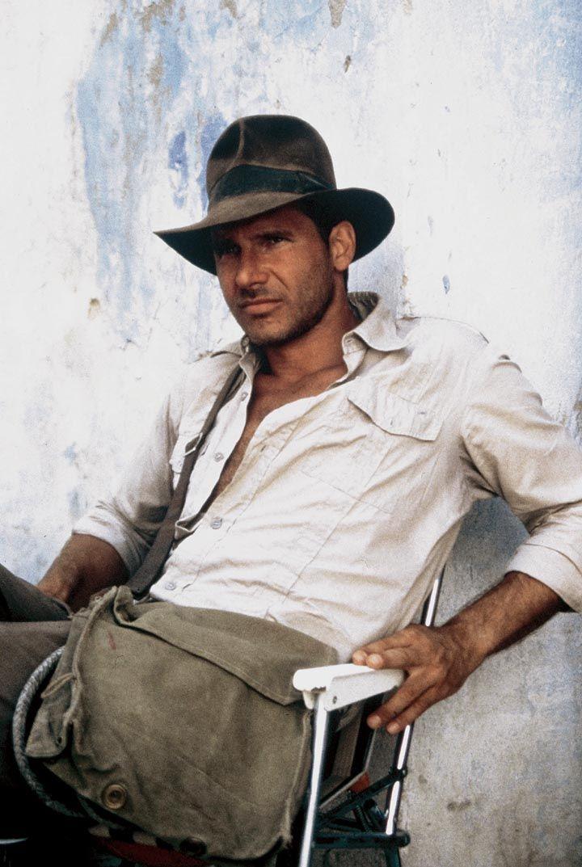 "Harrison Ford   as Dr. Henry Walton ""Indiana"" Jones, Jr."