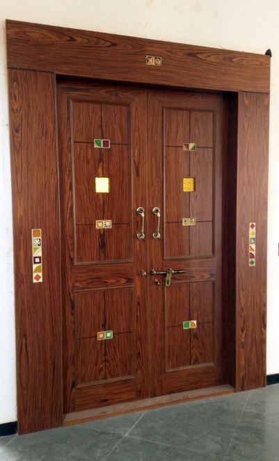 78 images about pooja room designs on pinterest gudi for Room design door