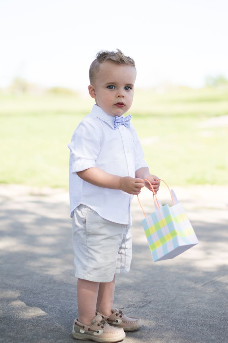 17 Adorable Easter Outfits for Girls and Boys. Somebunny's gonna get lots of compliments. By Marci Robin. Putting together a super-cute outfit for the kids! Check out these dresses, tops.