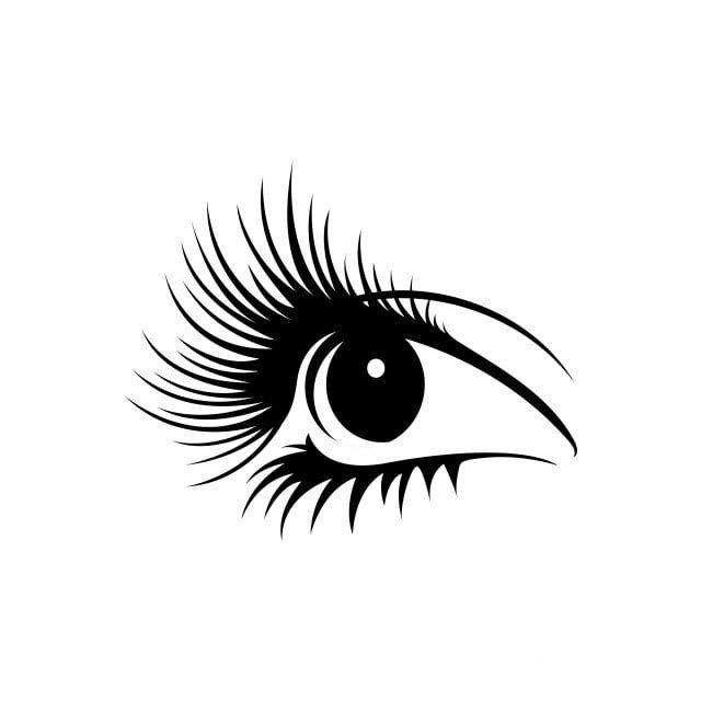 Resnicy Logotip Znachok Dizajn Shablona Vektor Vektor I Png Eyelash Logo Icon Design Logo Illustration