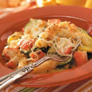 Zucchini Casserole Recipes Main Dishes
