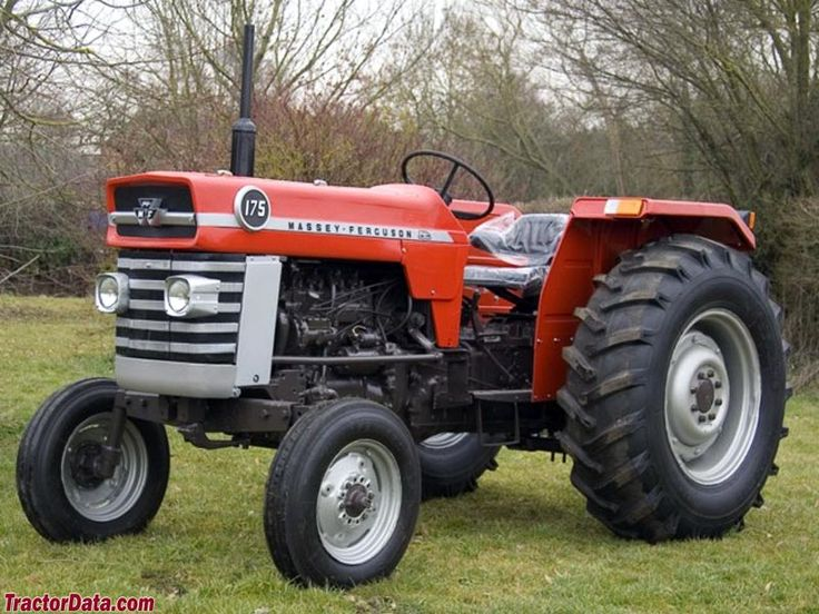 massey ferguson 175 service manual