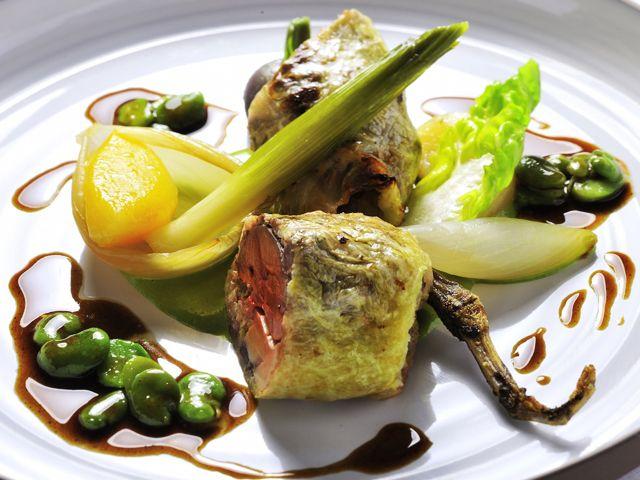 Restaurant l'atlandide Nantes
