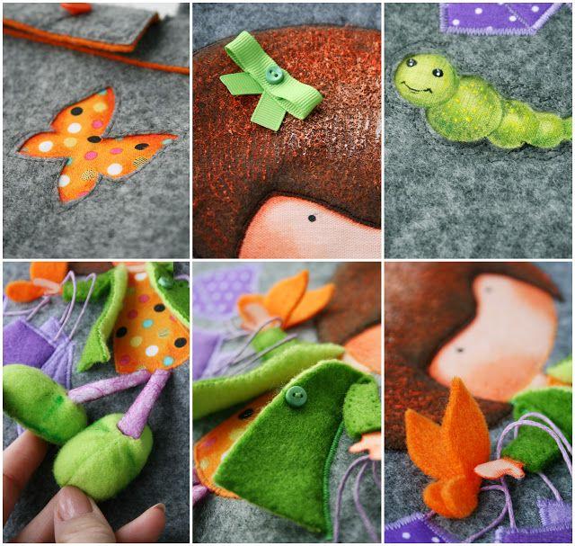 Taninos são feitos à mão: Clash com a borboleta. Por que isso? ))