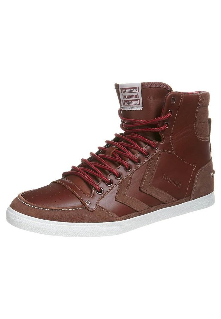 SLIMMER STADIL - Brown Sneakers
