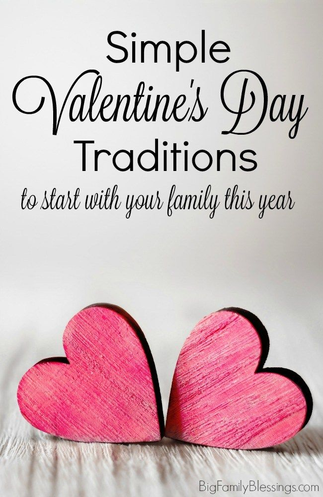 Creating a family tradition is a great way to celebrate your family's love for each other. Pick one (or several) of these simple, yet meaningful traditions to start with your family this year.