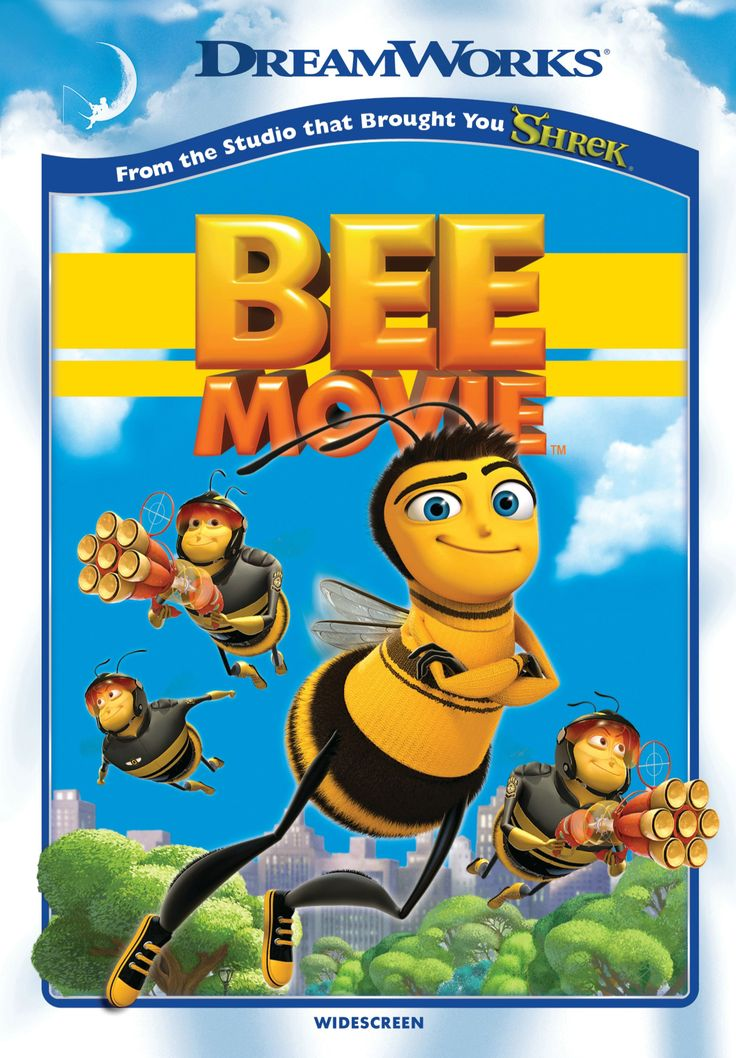Touted as Jerry Seinfeld's first major project since the 1998 end of his long-running eponymous TV series, 2007's computer-animated BEE MOVIE stars the popular comedian as the voice of Barry B. Benson