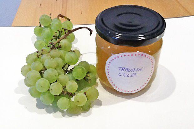 Weintraubengelee