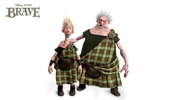 Lordul Dingwall și fiul său