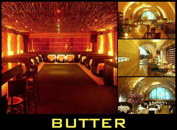 Butter in of course NYC!!  Any Restaurant named butter better be butta!