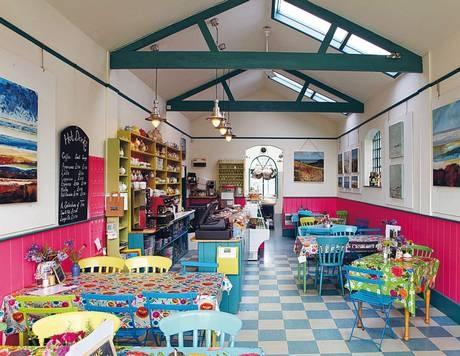 Wiveton hall Café, Holt, Norfolk - Reviews - Food  Drink - The Independent