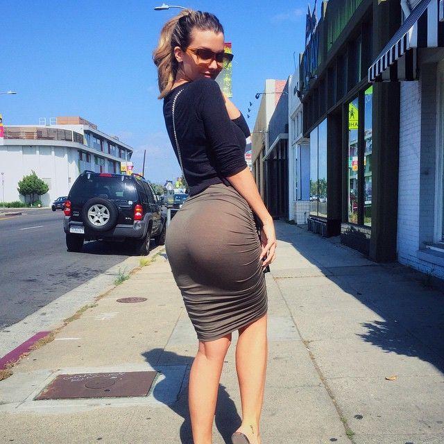 Tight Ass Skirt 117