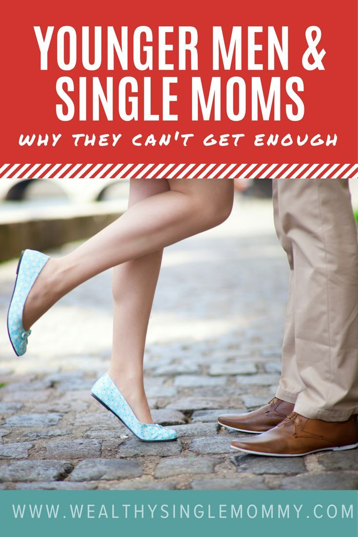 Dating a single mom in her 20s