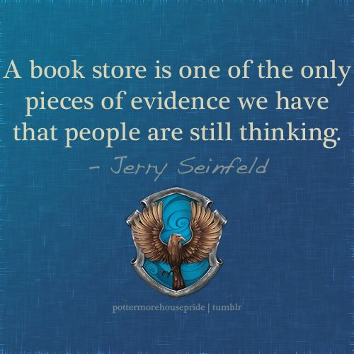 Correct other than the fact that some of the books in the book stores prove this statement only half true #HP
