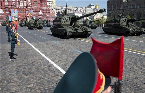 Russia Victory Day    http://globenews.co.nz/?p=14096