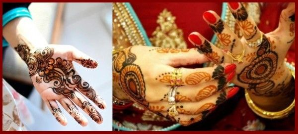 Latest Arabic Mehndi Designs For Hands 2018 Images