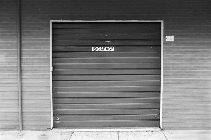Garage by Federico Mosconi on 500px