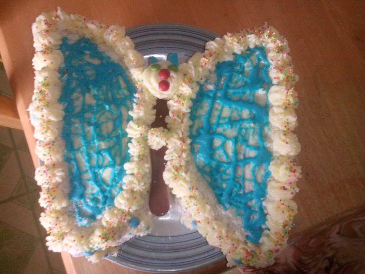 dort motýl k narozeninám 2 letům