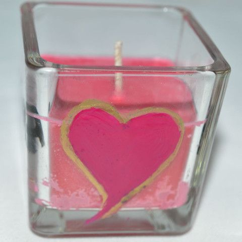 Little Love Candle
