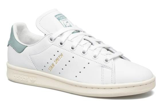Deportivas Adidas Originals Stan Smith W vista 3/4