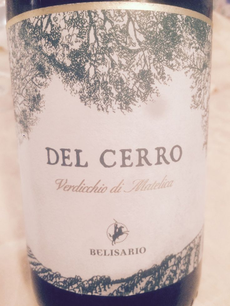 Del Cerro Verdicchio di Matelica DOC 2014 – Cantine Belisario It's #TanninTime #VerdicchiodiMatelica '14 Belisario #wine #vino #winelover #wineporn #wines #marche #wine #Italy #winelover #wineporn #winetour #winetravel #winetasting #tannintime #tannino #winepleasures #lifelover #foodlover #traveler #tastingroom #winery #vineyarf #wine #beedvine #winegift #winetasting #vino #wineOwine #enjoying #delicious #winepairing…
