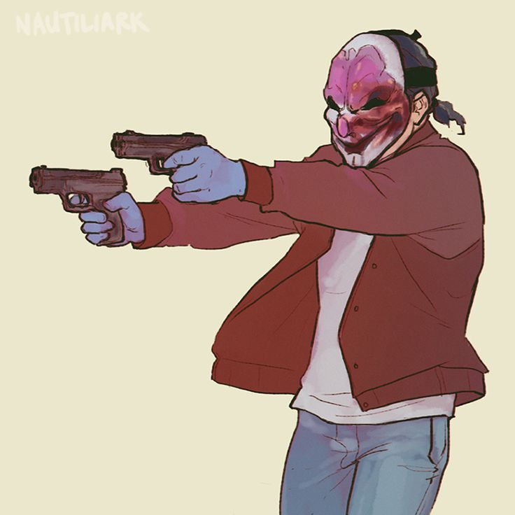wolf payday 2 | Tumblr