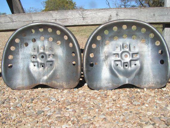 Metal Tractor Seat Replacement : Best tabouret avec sièges de tracteur stool with