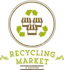 #recyclingmarket by #ecoembes Madrid