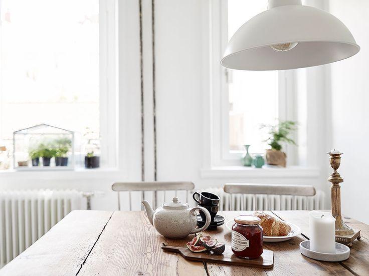 Light and lights. #home #interiordesign #kitchen