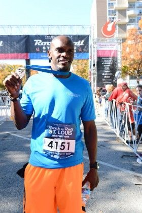 Photos: Quinn Family Foundation Rock 'n' Roll St. Louis 2013, #2 - Competitor Running