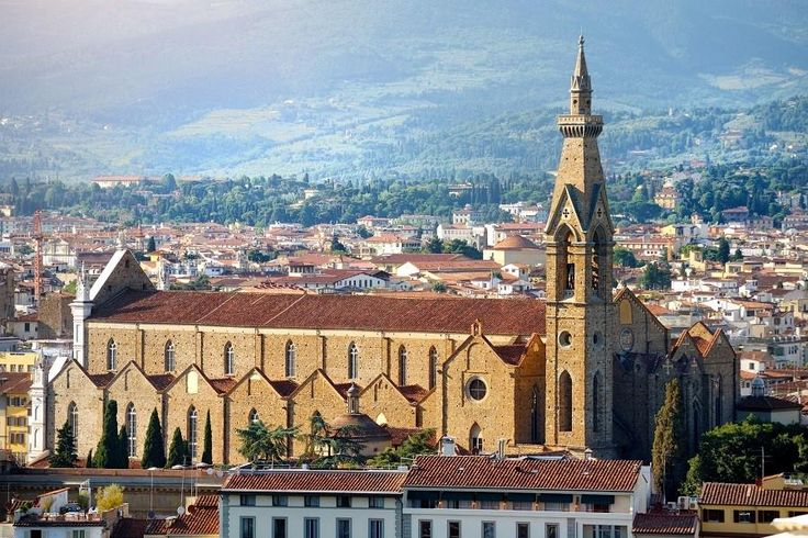 Have a pleasant Afternoon Sightseeing Tour of Florence, leading you to some of the most important Florentine monuments and sights, such as Fiesole, Santa Croce square, Signoria square, Palazzo Vecchio, Loggia de' Lanzi and the world-famous Uffizi Gallery with Tourboks.