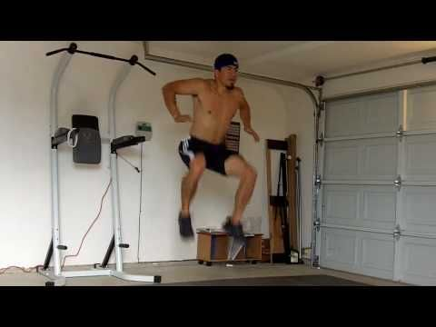 Insanity Fit Test - YouTube