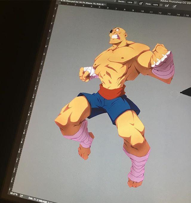 Sagat!  #manga #marvel #dc #disney #basel #comic #capcom #anime #nerd #imagecomics #characterdesign #cartoon #nintendo #art #graffiti #games #ink #fitness #doodles #drawing #sketches #sketchbook #geek #tattoos #illustration #cosplay #cintiq #streetfighter #dragonballz #tekken