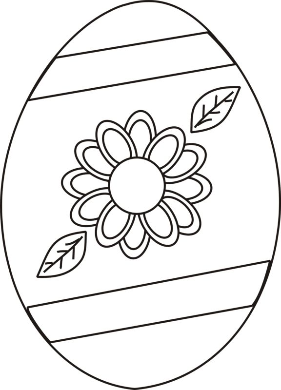 Russian Easter Eggs Coloring Pages. easter coloring pages  Easter Egg with Flower Coloring Page Greatest Book 23 best images on Pinterest