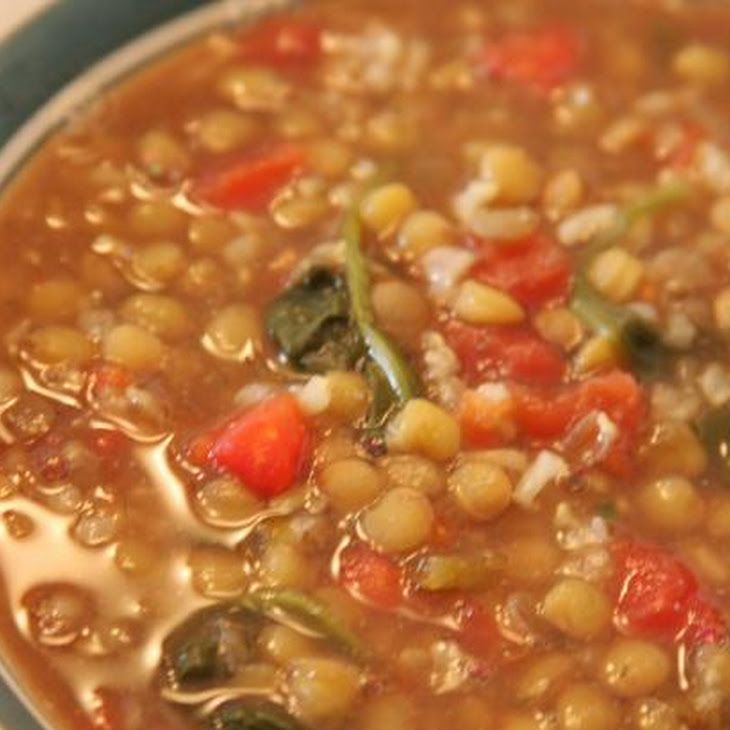 Armenian Lentil Soup Recipe