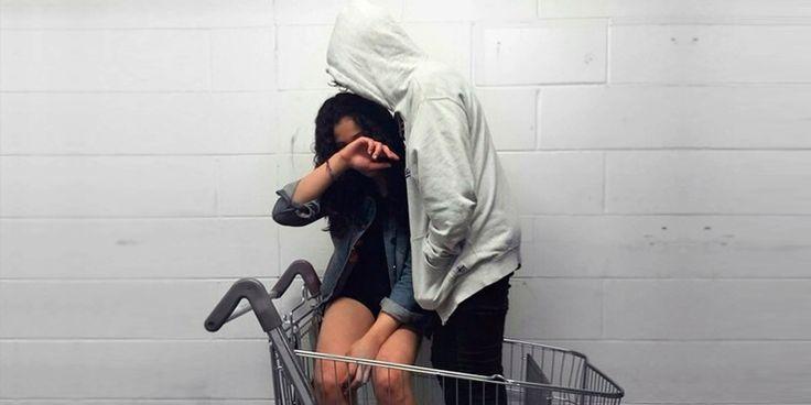 Señales de que tu novio es más frío que un frappé