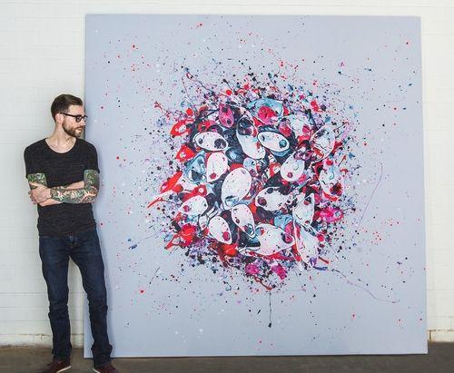 165 best Fluid Art - Paint Pouring images on Pinterest Acrylic - plexiglas für küche
