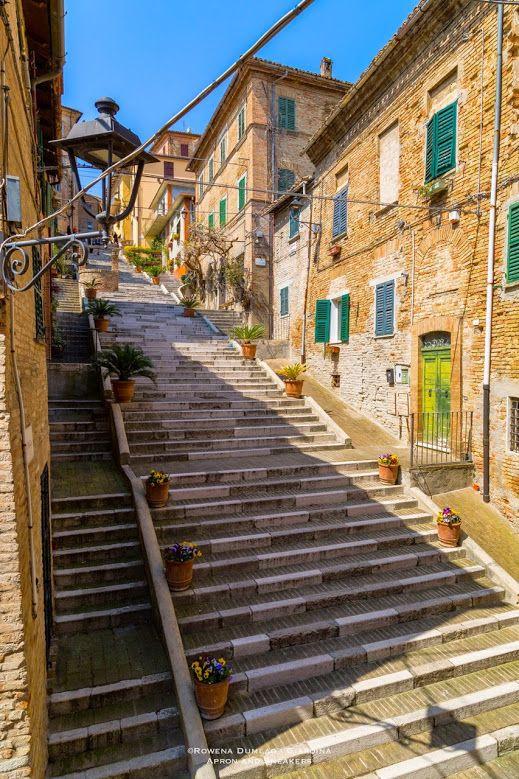 #Corinaldo,Ancona,Marche,Italy