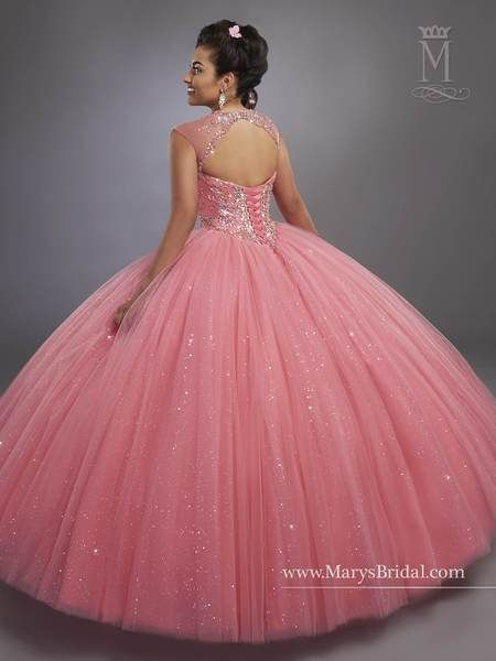 e8476210e1d Make a lasting impression in a Mary s Bridal Beloving Collection Quinceanera  Dress Style 4768 at your Sweet 15 party or at any formal event.