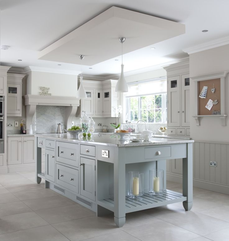 Beautiful Kitchens With Islands With Design Ideas 53652: Best 25+ Blue Grey Kitchens Ideas On Pinterest