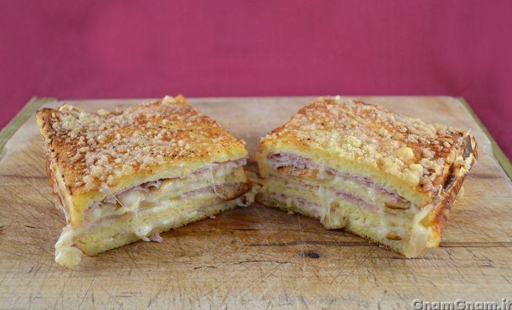 Scopri la ricetta di: Plumcake con pane per tramezzini
