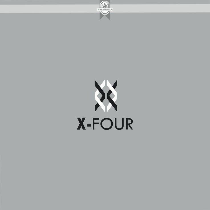 Concept Logo X-Four