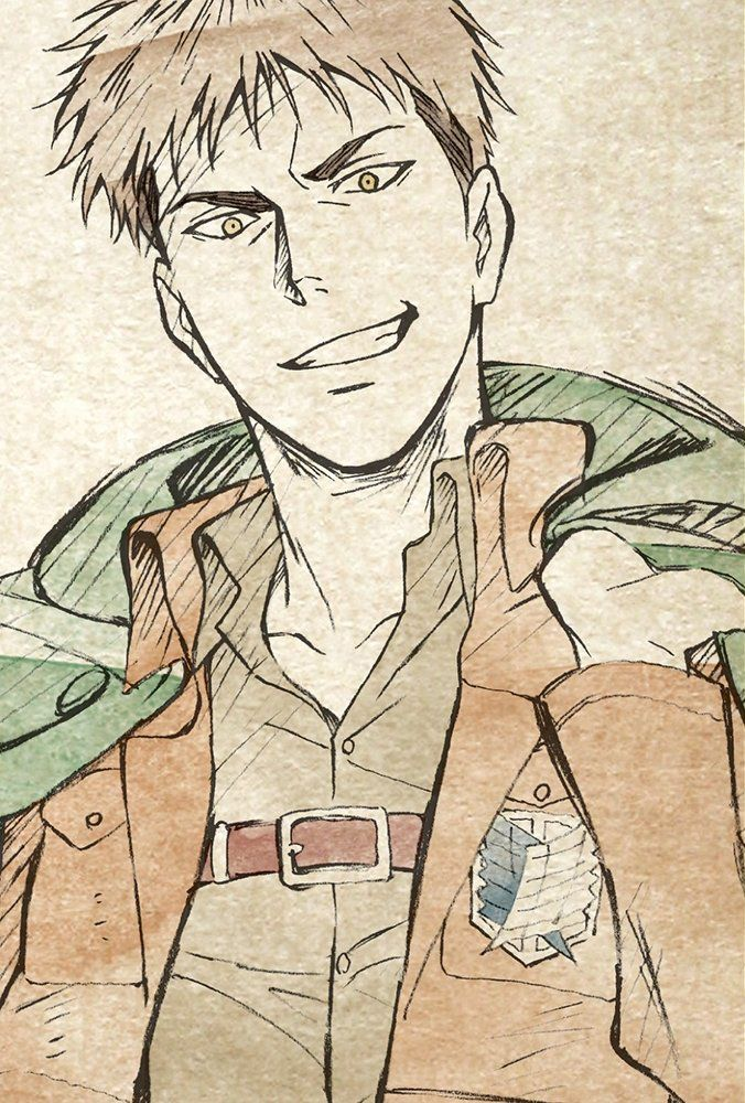 Jean, Attack on Titan